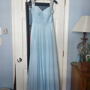 LaFemme prom dress size 4
